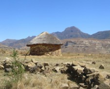 Lesotho Bergerkundung