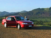 Fahren Sie mit Ihrem Pkw durch Südafrika