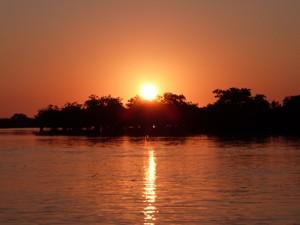 Südafrika Mosambik Rundreise Sonnenuntergang erleben