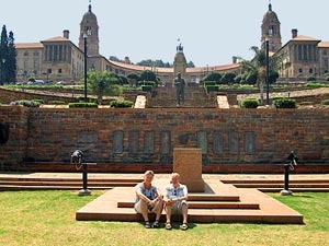 Union Buildings in Pretoria