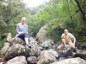 Drakensberge Südafrika Camper Reise