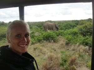 Saskia Dickmann - Südafrika Spezialistin