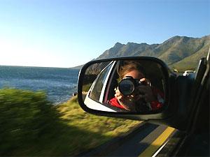 Mit Ihrem Mietwagen fahren Sie entlang beeindruckender Landschaften