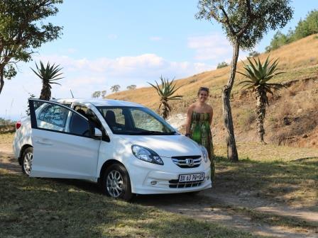 Mietwagenrundreise Südafrika - Mietwagen