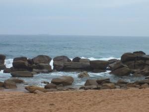 Küste in Umhlanga