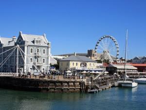 Garden Route Südafrika Kapstadt Waterfront