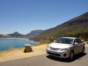 Südafrika Rundreisen-Mietwagen in Südafrika