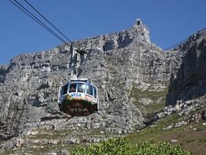 Die Table Mountain Seilbahn