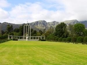 Denkmal in Franschhoek