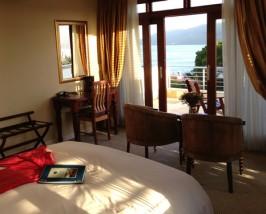 Komfortables Zimmer mit Terrasse