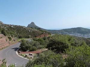 Südafrika-Kapstadt-Küstenstraße
