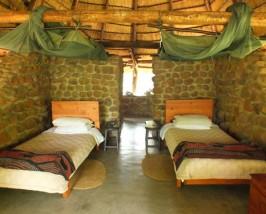 Mögliches Zimmer im Mkhaya Game Reserve