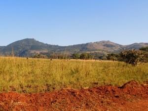 abwechslungsreiche Landschaft in Swaziland