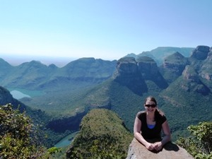 Drei Rondavels am Blyde River Canyon
