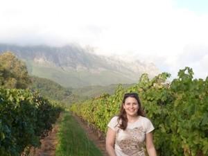 Garden Route Spaziergang Weinregion Südafrika