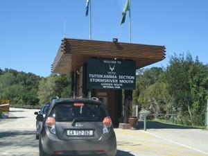 Der Tsitsikamma Nationalpark ist der ideale Zwischenstopp