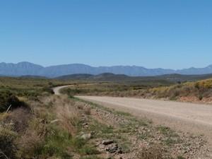Landschaft bei Robertson