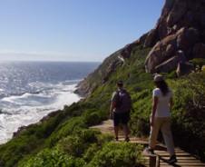 Wandern, Wälder und wilde Küste