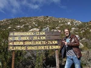 Wandern am Swartbergpass