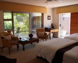 Zimmer im Gästehaus am Strand