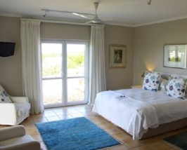 Komfortables Zimmer in Hermanus