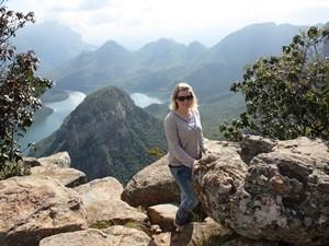 Südafrika - Ausblick am Blyde River Canyon - Südafrika und Mosambik
