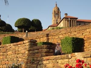 Südafrika-Pretoria-ausblick-vom-union-buliding
