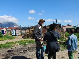 Geführte Townshiptour in Kapstadt