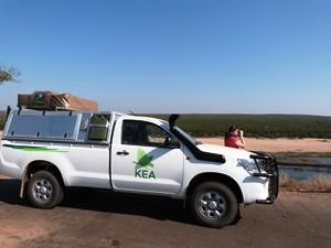 Südafrika - Tierbeobachtung am Wasserloch - Südafrika und Mosambik