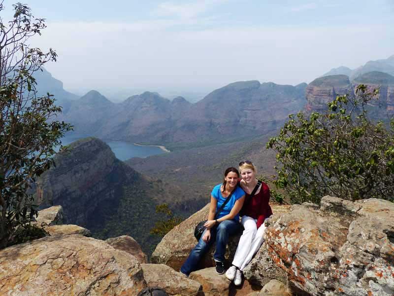 Südafrika Reisen - Blyde River Canyon