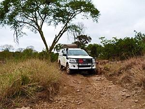 Mit dem Geländewagen durch das südliche Afrika