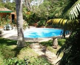 Pool einer Komfortoption in St Lucia