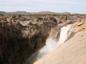 Der Augrabie Falls National Park