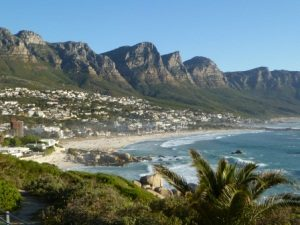 Suedafrika Camps Bay