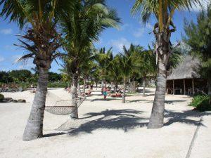 Segeln Mauritius - Entspannen am Strand vom Zilwa Attitude