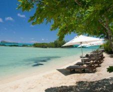 Entspannen und segeln auf Mauritius