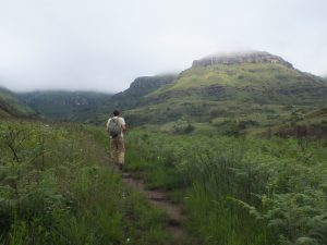 Südafrika - Drakensberge