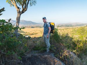 Swasiland - Reisender in der Natur - Mlilwane