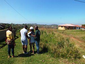 Südafrika - Durban - Mit einem Guide erkunden Sie das Dorf - Südafrika Kulture