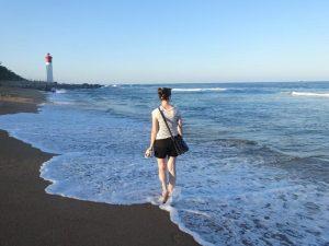 Dolphin Coast Leuchtturm Südafrika