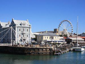 Camper Südafrika Kapstadt Waterfront