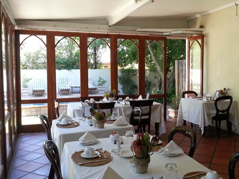 Südafrika Weinregion Gästehaus mit Frühstück