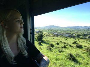 Reisespezialistin Mara in Myanmar