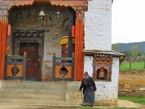 Kloster in Ura