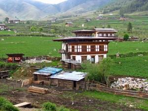 Bauernhaus im Kranichtal