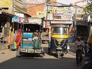 Bhutan Indien Reise ab Delhi