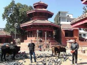 Durbar Square Bhutan Nepal Rundreise