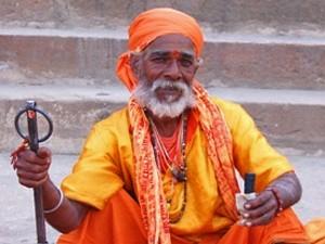 Bhutan Indien Kombireise Sadhus in Varansi