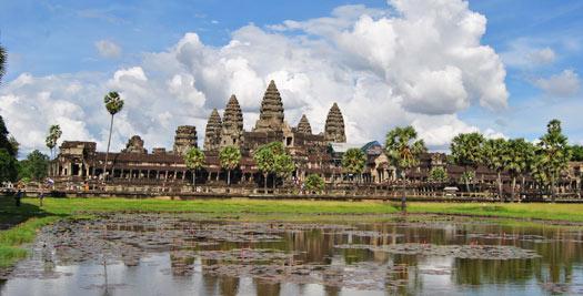 Kambodscha Reisen - Wir helfen Ihnen bei Ihrer Urlaubsplanung
