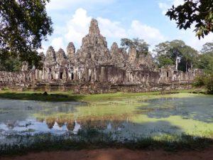 Die Tempelanlagen um Ankor Wat